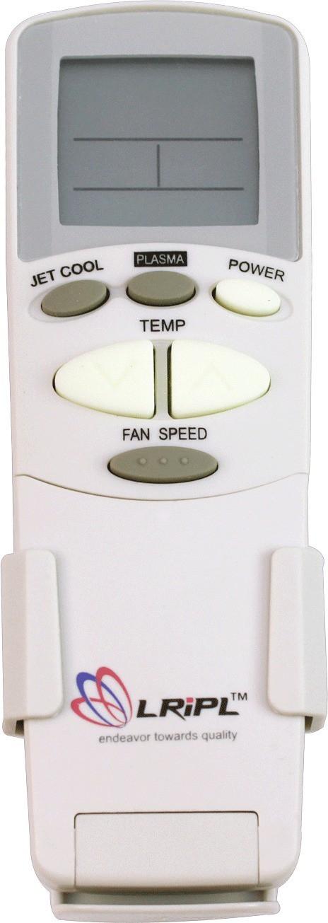 LRIPL AC1802P6 AC1802P6 LG Split (Air Conditioner) Remote Controller